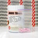 Anabol 5 mg British Dispensary | FIS-0324 foto