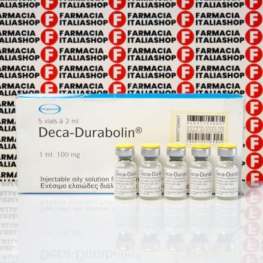 Deca-Durabolin 100 mg Organon | FIS-0337