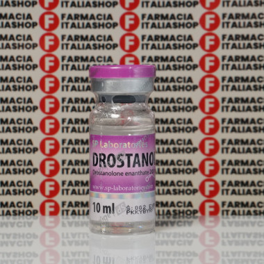 Drostanolone Enanthate 200 mg SP Laboratories