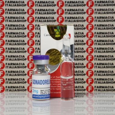 Gonadorelin 2 mg Canada Peptides