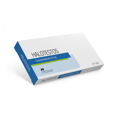 Halotestos 10 mg Pharmacom Labs | FIS-0021