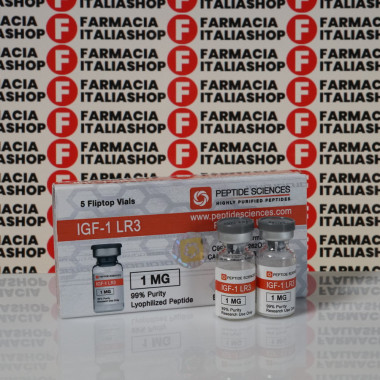 IGF1 LR3 1mg Peptide Sciences   FIS-0307