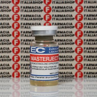 MasterJect (Drostanolone Propionate) 100 mg Eurochem Labs