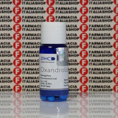Oxandrolone 10 mg Zhengzhou | FIS-0041