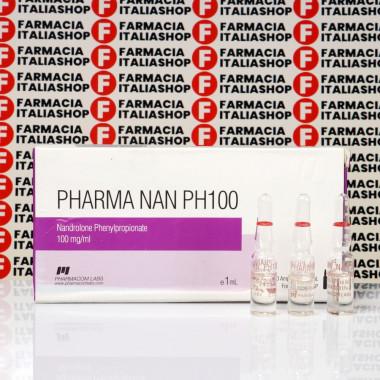 Pharma Nan PH100 100 mg Pharmacom Labs