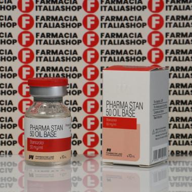 Pharma STAN 50 Oil Base 50 mg Pharmacom Labs | FIS-0223