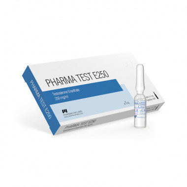 Pharma Test E 250 mg Pharmacom Labs