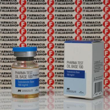 Pharma Test Oil Base 100 mg Pharmacom Labs