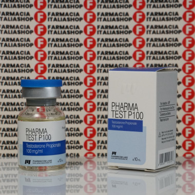 Pharma Test P 100 mg Pharmacom Labs