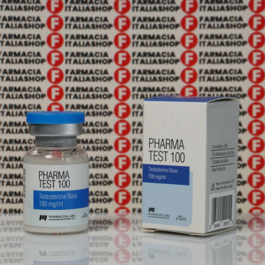 Pharma Test100 (Aquatest) 100 mg Pharmacom Labs