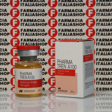 Pharma TREN А 100 mg Pharmacom Labs   FIS-0040