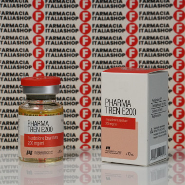 Pharma TREN Е 200 mg Pharmacom Labs | FIS-0044