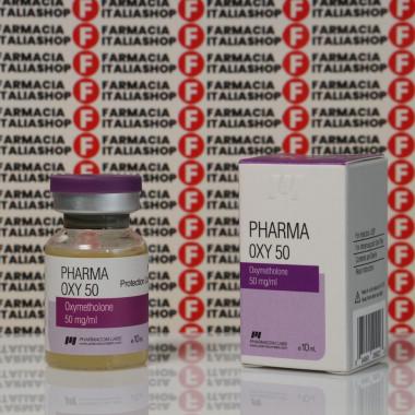 PharmaOxy 50 mg Pharmacom Labs | FIS-0091
