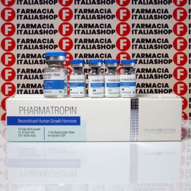Pharmatropin 10 IU Pharmacom Labs   FIS-0176