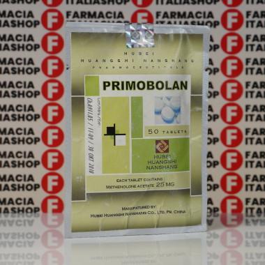 Primobolan (Methenolone Acetate) 25 mg Hubei Huangshi Nanshang