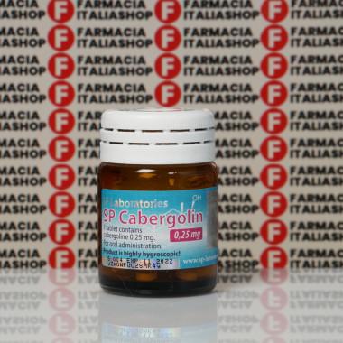 SP Cabergoline 0,25 mg SP Laboratories