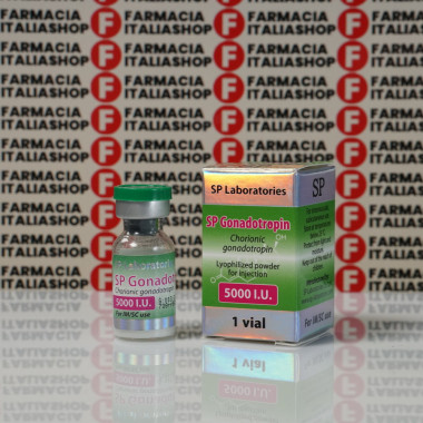 SP Gonadotropin 5000 IU SP Laboratories