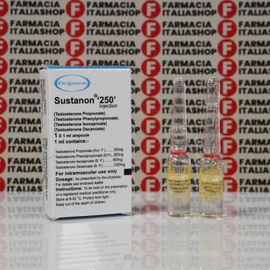 Sustanon 250 mg Organon