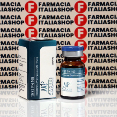 Test PH100 100 mg Magnus Pharmaceuticals | FIS-0347