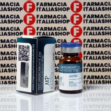 Test Undecanoate 250 mg Magnus Pharmaceuticals | FIS-0349