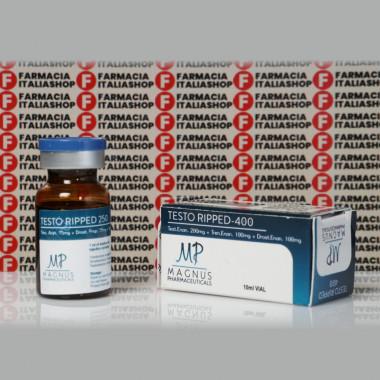 Testo Ripped 400 mg Magnus Pharmaceuticals | FIS-0265