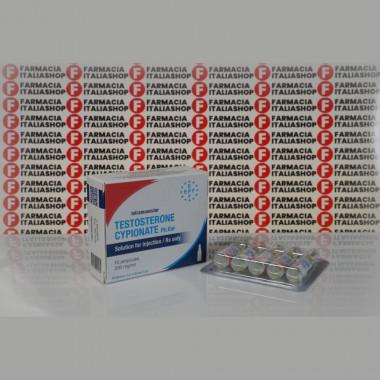 Testosterone Cypionato 200 mg Euro Prime Farmaceuticals | FIS-0313
