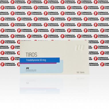 Tiros (T3) 50 mg Pharmacom Labs | FIS-0011