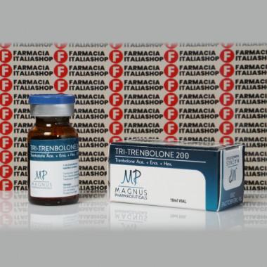 Tri-Trenbolone 200 mg Magnus Pharmaceuticals | FIS-0240