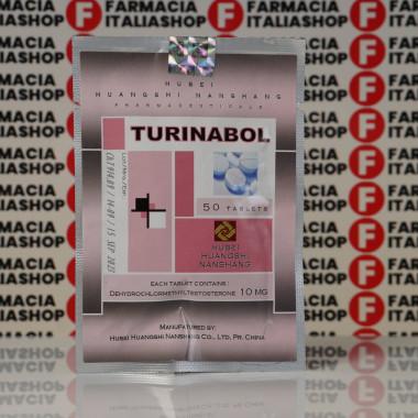 Turinabol 10 mg Hubei Huangshi Nanshang